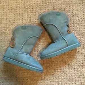 Rare Emu Alba boots